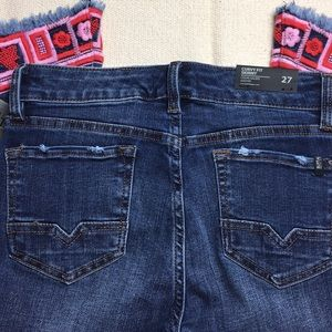 Buffalo David Bitton Jeans - Buffalo | Jeans With Floral Embroidery Sz 27